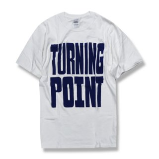 TURNING POINT BLOCK LETTERS T-SHIRT