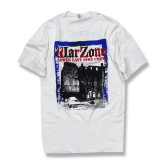 WARZONE [OPEN YOUR EYES] POSTER ART T-SHIRT