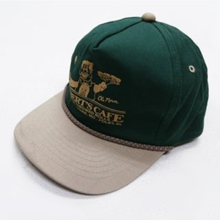 [USED] LMABERT'S CAFE CAP