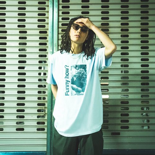 [FUNNY HOW?] ティーシャツ T-SHIRT
