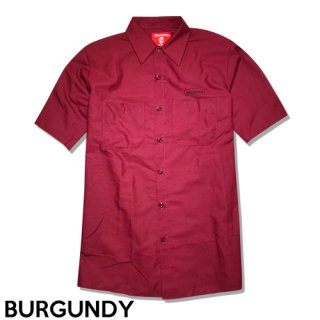 [FRAME] S/S ワークシャツ WORK SHIRT
