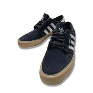 ADIDAS SEELEY EX BLACK/WHITE/GUM