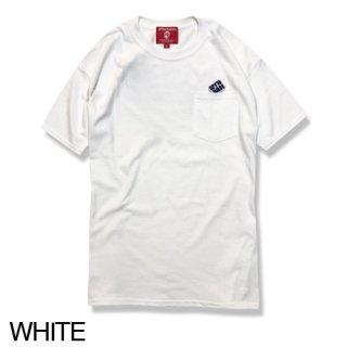 [POP LOGO] ポケットティーシャツ POCKET T-SHIRT