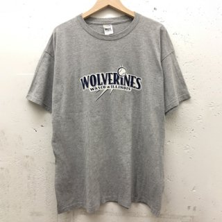 [USED] WOLVERINES T-SH