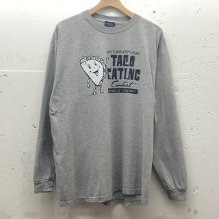 [USED] TACO EATING L/S T-SH