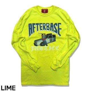 [JUSTICE] ロングスリーブティーシャツ L/S T-SHIRT