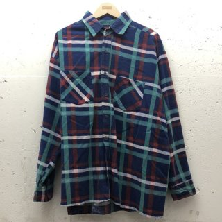 [USED] SAUGATUGK CHECK L/S SH