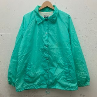 [USED] COACH JACKET (MINTGREEN)