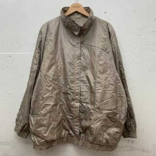 [USED] NYLON JACKET (BEIGE)