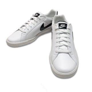 NIKE COURT MAJESTIC LEATHER (WHITE/BLACK)