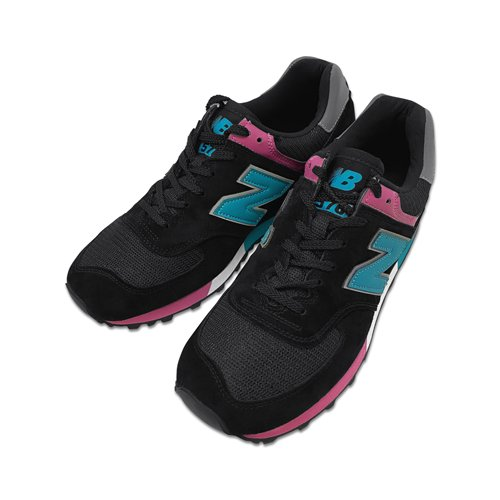 New Balance OM576BTP (BLACK)