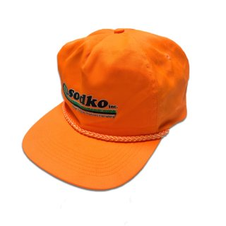 [USED] SODKO CAP(ORANGE)