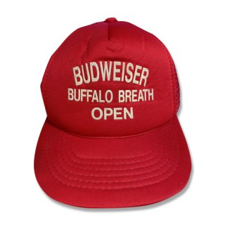 [USED] BUDWEISER BUFFALO BREATH OPEN CAP