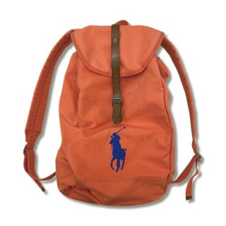 [USED] POLO RALPH LAUREN BACKPACK