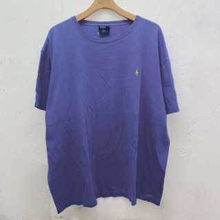 [USED] POLO by RALPHLAUREN T-SH (BLUE)