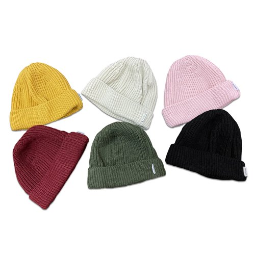 [FIT] ローワッチビーニー LOW WATCH BEANIE