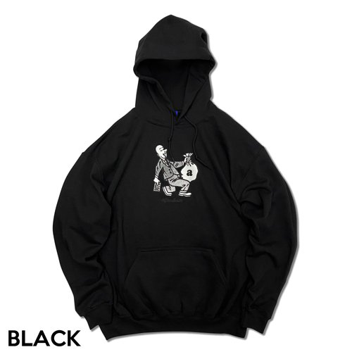 afterbase x PUTS Special Collaboration フーディー HOODY