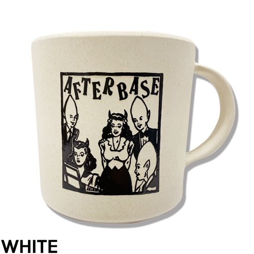 afterbase x PUTS Special Collaboration マグカップ MUG CUP