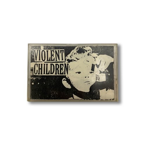 [VINTAGE] VIOLENT CHILDREN CASSETTE TAPE