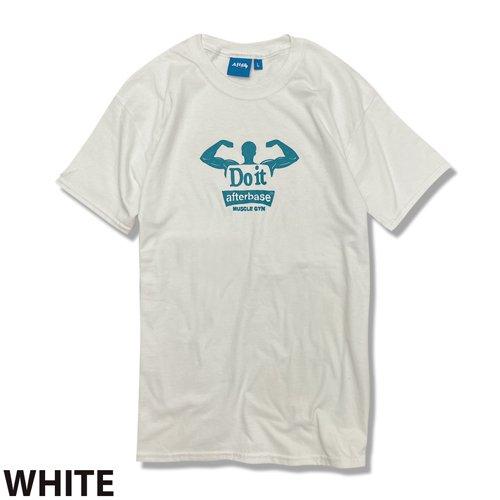 [MUSCLE GYM] ティーシャツ T-SH
