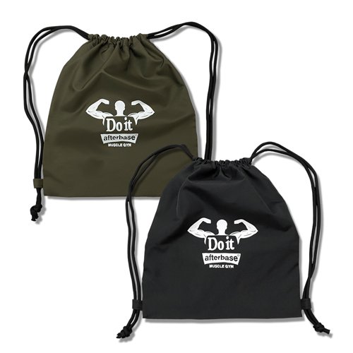 [MUSCLE GYM] ジムサック GYMSACK