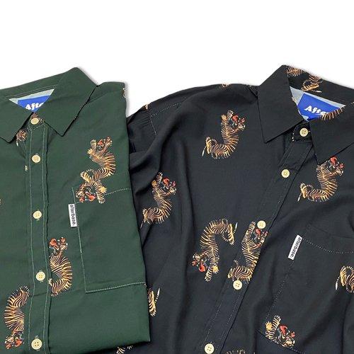 [TIGER] ボタンシャツ BUTTON SHIRT