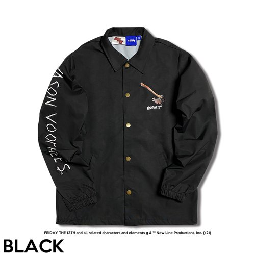 <img class='new_mark_img1' src='https://img.shop-pro.jp/img/new/icons5.gif' style='border:none;display:inline;margin:0px;padding:0px;width:auto;' />FRIDAY THE 13TH Collection by afterbase® JACKET