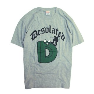 Desolated JAPAN TOUR T-SHIRT