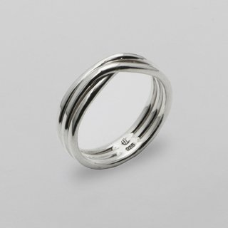 Wire Ring Triple