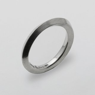 Twist Square Bar Ring