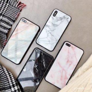 iPhoneケース 大理石 マーブル 高級感 ブラック フレーム 黒縁 iPhoneX iPhone8 iPhone7 iPhone6 スマホカバー スマホケース 送料無料