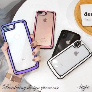 携帯ケース iPhone8 iPhone7 iPhoneXS Max XR iPhoneX ケース iPhone6 6S プラス plus スマホケース カバー 縁イラスト 手書き風フレーム