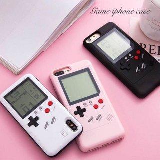 iPhone XS XR 8 ケース ゲーム収録 iPhoneXR iPhone8 7 iPhoneXS Max 6 プラス スマホケース 携帯ケース カバー アイホン アイフォン レトロ