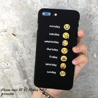 iPhoneケース スマイル ニコちゃん シリコン iPhoneXS Max iPhoneXR iPhone8 iPhone7 スマホ 携帯 ケース カバー
