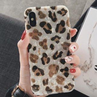iPhone ケース ヒョウ柄 レオパード iPhoneSE2 iPhone11 iPhone8 iPhoneXR iPhoneXS Max スマホ 携帯 ケース カバー 豹柄