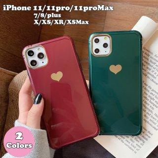 iPhone11ケース iPhone8 iPhoneXR iPhoneXS Max アイフォン 11pro 8 xr スマホ 携帯 ケース カバーキラキラ ハート シンプル