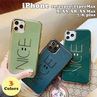 iPhone11ケース iPhone8 iPhoneXR iPhoneXS Max アイフォン 11pro 8 xr スマホ 携帯 ケース カバー ニコちゃん スマイル 可愛い