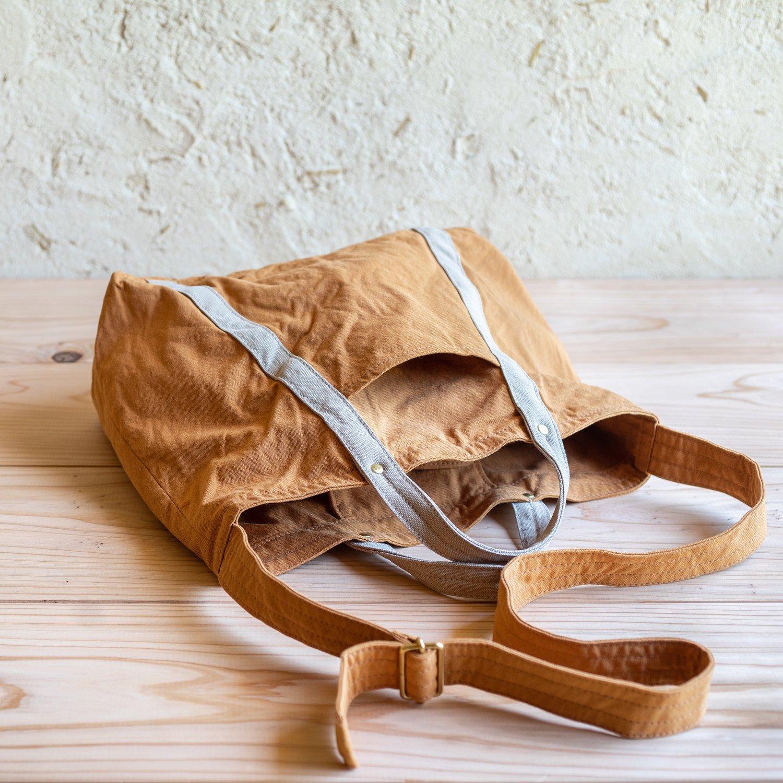 CUSTOM BAG - �表ポケット -