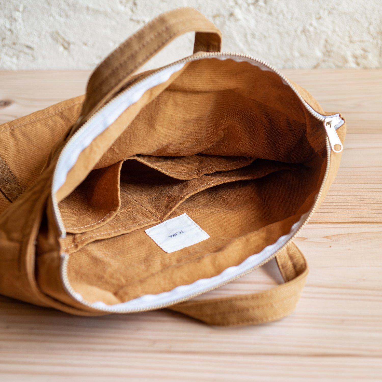 CUSTOM BAG - �内ポケット -