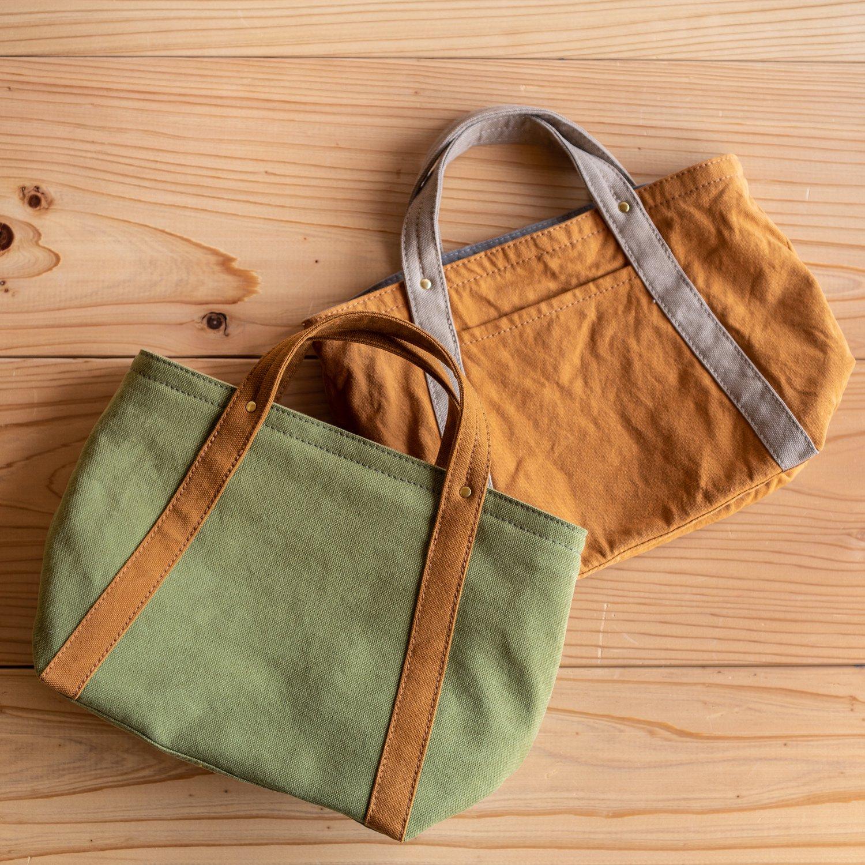 MINI CUSTOM BAG - �表ポケット -
