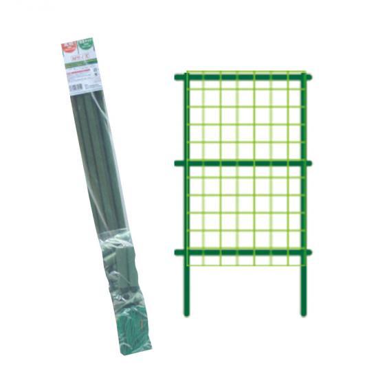 緑のカーテンセット(ネット・支柱)S 0.9×1.8