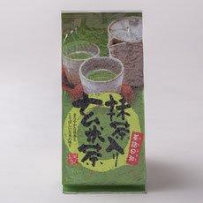 抹茶入り玄米茶 200g リーフ