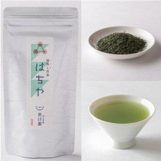深蒸し茶 はちや100gリーフ品種:やぶきた、さやまかおり等生産者:長野園(境町)