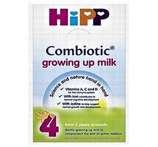 Hipp Combiotic ステップ4【Growing Up Milk 】 粉ミルク 1箱 送料無料