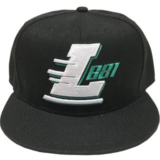 <img class='new_mark_img1' src='//img.shop-pro.jp/img/new/icons1.gif' style='border:none;display:inline;margin:0px;padding:0px;width:auto;' />【2017SS】L logo CAP(BLK)