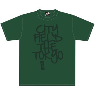 <img class='new_mark_img1' src='//img.shop-pro.jp/img/new/icons2.gif' style='border:none;display:inline;margin:0px;padding:0px;width:auto;' />【2017SS】CITY  Tee(GRN)★