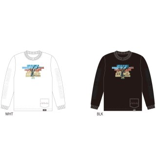 【2017AW】MessageフォトロングTシャツ