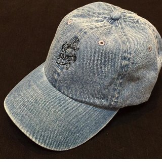 【LEFLAH】GIRL low cap(DENIM)