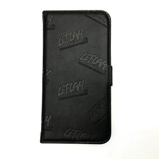 【LEFLAH】note-book smartphone case(iPhone7/8)