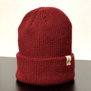 【LEFLAH】knit cap(BUR)